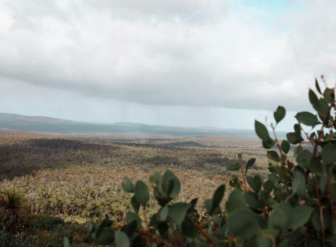 Darling Ranges   Two Peaks