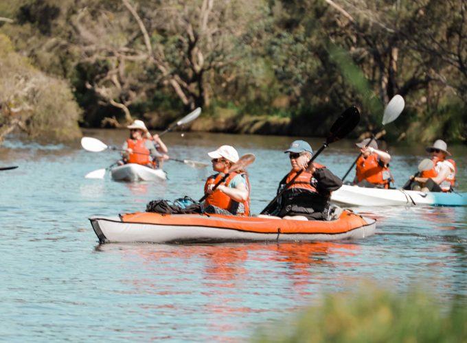 Riverton Wetlands Guided Hike & Kayak