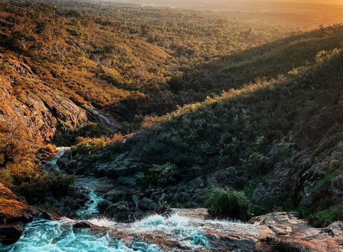 Lesmurdie Falls Scenic Sunset Guided Hike
