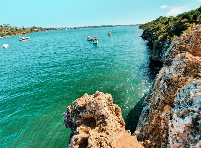 Point Walter Cliffs & Caves | Guided Hike & Kayak