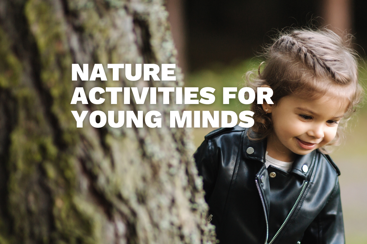 Easy Nature-based Activities For Young Children