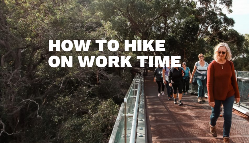 Get Hr Onboard With Hiking For Wellness